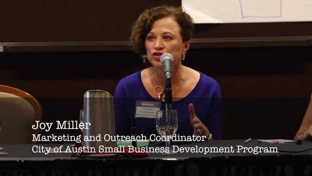 Video Footage - Joy Miller, City of Austin