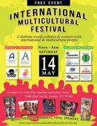 Intl Culture Fest image 5-16