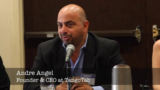 Video - Andre Angel, Tango Tab