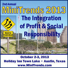 Minitrends 2013 Conference Logo