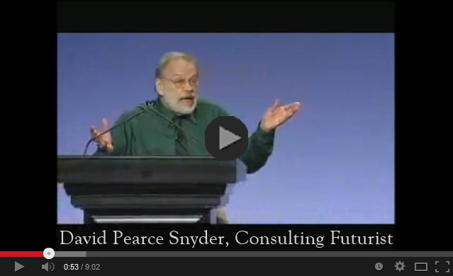 MiniTrends 2014 Conference Keynote: David Pearce Snyder