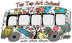 Tap Tap Art School -- MiniTrends 2014 Sponsor