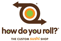 MiniTrends 2014 Sponsor/Partner - how do you roll, the custom sushi shop