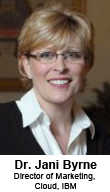 MiniTrends 2014 Speaker -- Jani-Byrne, Director of Mktg, Cloud, IBM